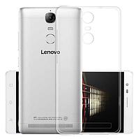 Чехол силиконовый для Lenovo Vibe K5 Note (A7020) ультратонкий прозрачный