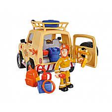 Джип из серии Пожарный Сэм Simba 9251088, фото 3