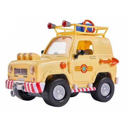 Джип из серии Пожарный Сэм Simba 9251088, фото 2