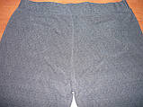 """Штаны женские """"Натали"""" на меху. Батал. р. 8XL. Темно-синие, фото 7"""