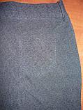 """Штаны женские """"Натали"""" на меху. Батал. р. 8XL. Темно-синие, фото 5"""