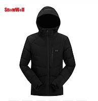 Мужская зимняя куртка ICEbear с подогревом USB.  (01444)