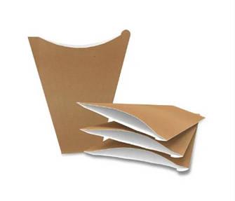 Картонные упаковки для блинов