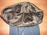 """Штаны женские """"Натали"""" на меху. Батал. р. 9XL. Полоса. Темно-синие, фото 2"""