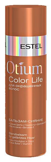Бальзам-сияние для окрашенных волос от OTIUM Color Life, 1000мл