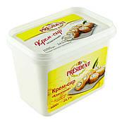 Крем-сыр Калифорния 24,5% President 1 кг