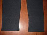 """Штаны женские """"Натали"""" на меху. Батал. р. 10XL. Полоса. Темно-синие, фото 5"""