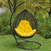 Підвісне крісло кокон/без каркасна меблі