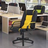 Крісла керівника, персоналу, стільці офісні