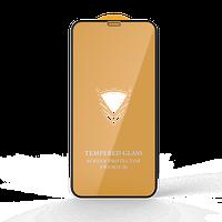 Закаленное защитное 5D стекло ПОЛНАЯ ПРОКЛЕЙКА для Xiaomi Redmi 9A (выбор цвета)