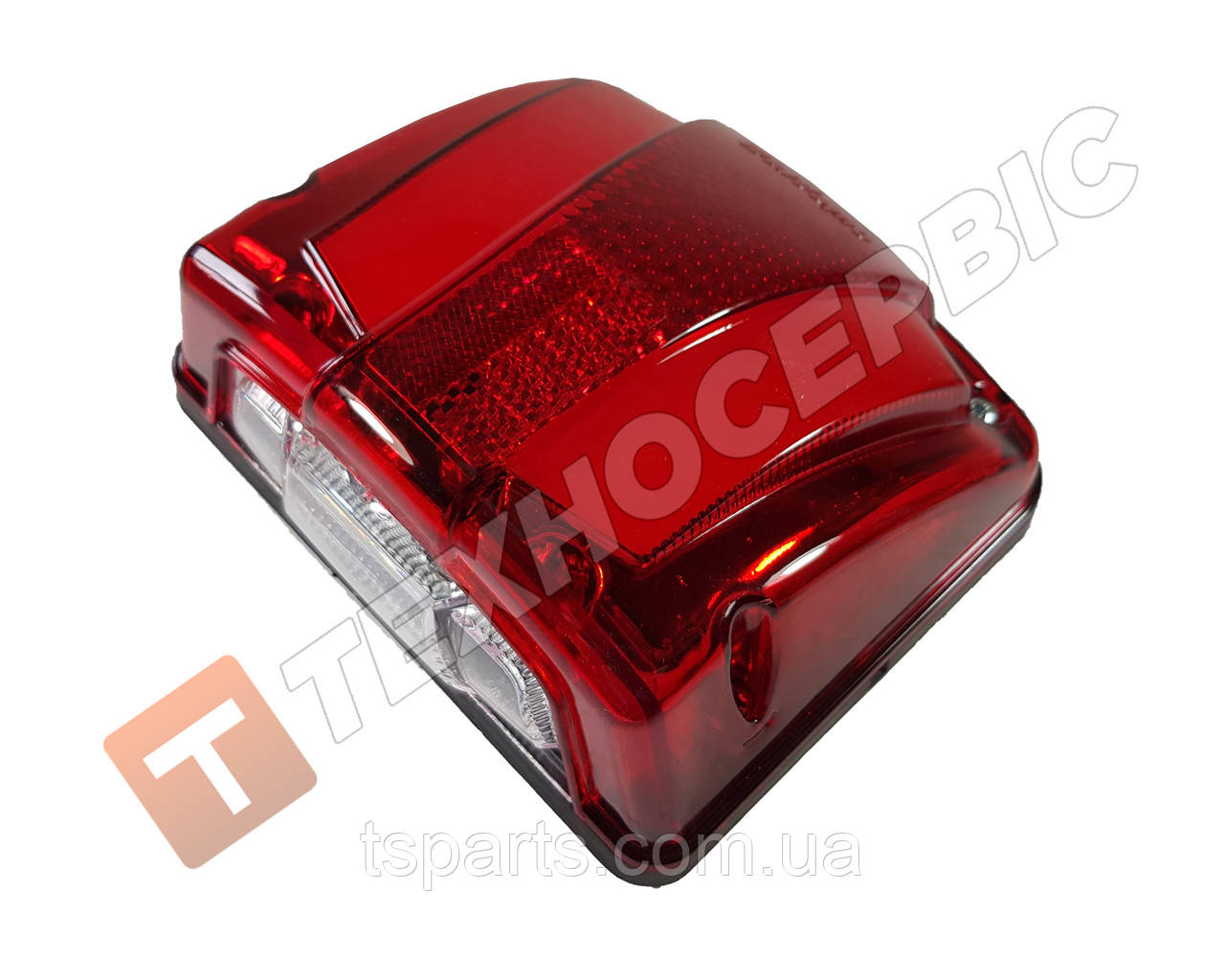 Подсветка номера LED-NEON красный корпус большой (пр-во CERAY Турция)