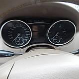 Панель передня Торпедо Mercedes ML W164 2005-2011 Мерседес МЛ, фото 4