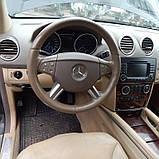 Панель передняя Торпедо Mercedes ML W164 2005-2011  Мерседес МЛ, фото 3
