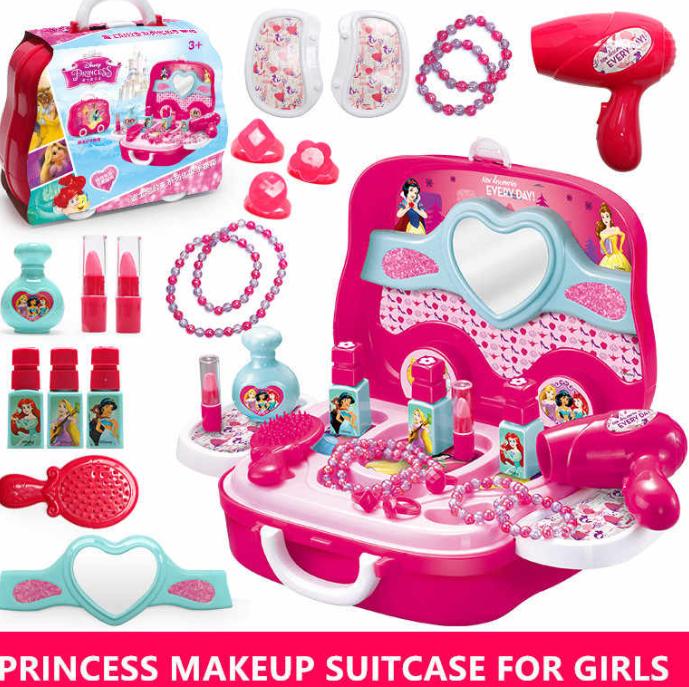 Портативный бьюти-чемодан Hairdresser toy