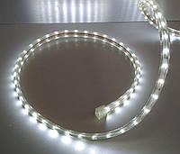 Светодиодная лента 220V БЕЛАЯ 60Led smd2835 1 метр + блок питания Набор освещения, фото 1