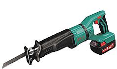 Акумуляторна поршнева пила DCA (28мм, 18V, 4.0Ah*2шт.)