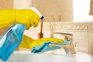 Миючі засоби для санвузла та сантехніки