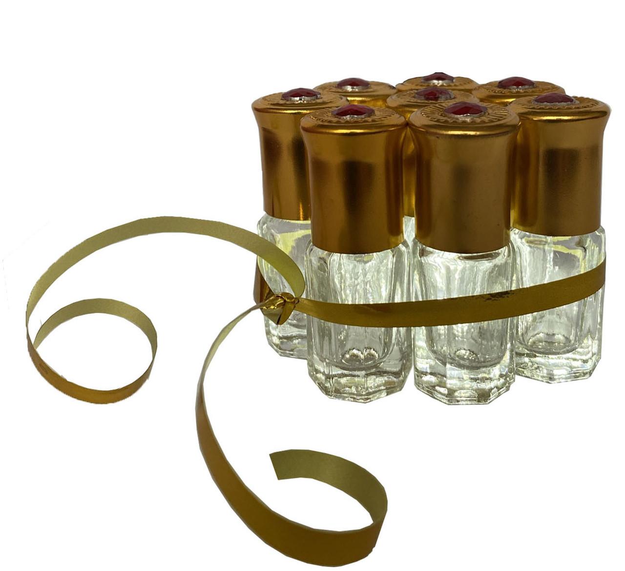 Флакон-роллер  с шариком стеклянный   парфюмерный 2 - 3 мл  для масел