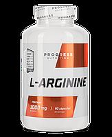 Аргинин Progress Nutrition L-Arginine 90caps.