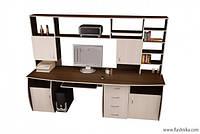 Компьютерный стол Ника 57 2100х700х1800