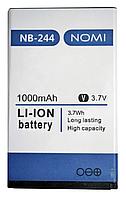 Аккумуляторная батарея Nomi NB-244, оригинал