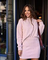 Шикарный женский костюм кофта и юбка