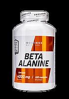 Бета-Аланін Progress Nutrition Beta Alanine 100caps.