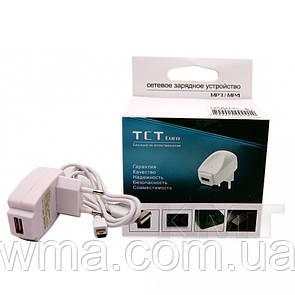 Сетевые зарядные устройства для телефонов и планшетов (Зарядное устройство к телефону) СЗУ MP3/MP4 + USB cable
