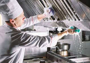 Миючі засоби для харчової промисловості