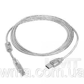Кабель USB 2.0 AM-BM (5m) CU-1017