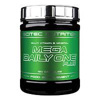 Mega Daily One Plus Scitec Nutrition (120 капс.)