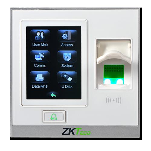 Контроль входа по отпечатку ZKTeco SF400
