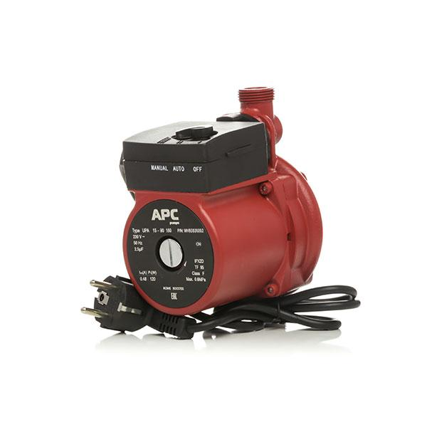 Насос повышающий давление  APC UPA 15/90, 0.1 кВт