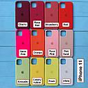 Silicone Case для Apple iPhone 11