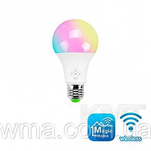 Лампа WiFi RGBW LED Bulb (ZJ-Wifi-RGBW)