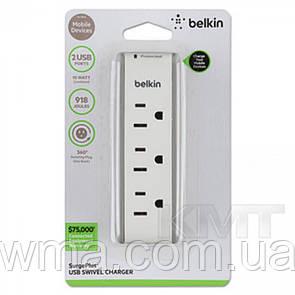Сетевые зарядные устройства для телефонов и планшетов (Зарядное устройство к телефону) Belkin BK300 Swivel