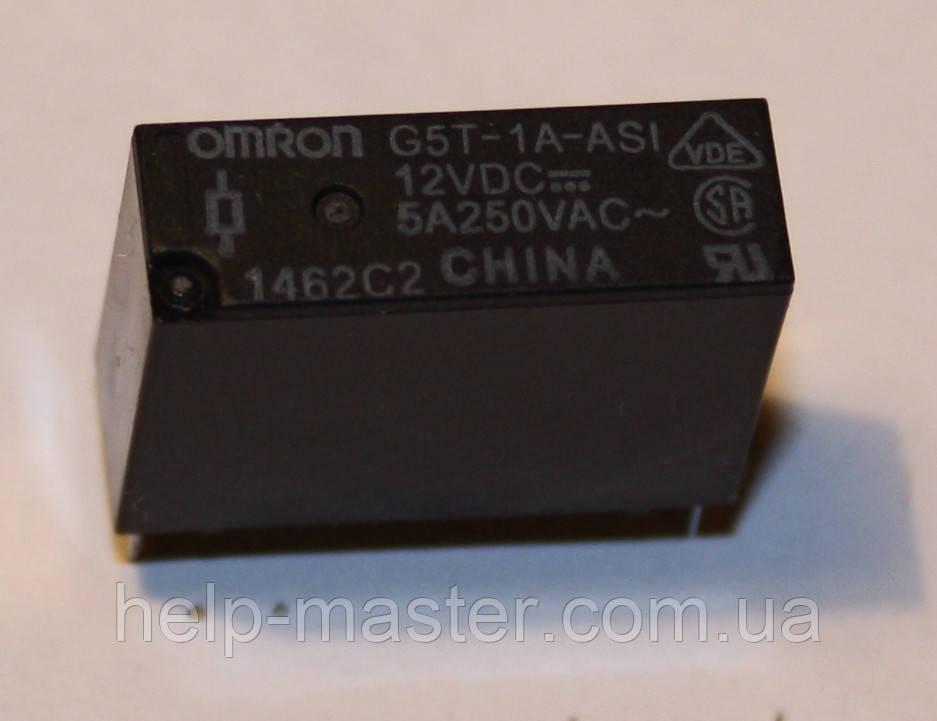 Реле электромеханическое  G5T-1A-ASI;  12VDC