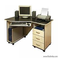 Компьютерный стол Ника 40 1200х800х750