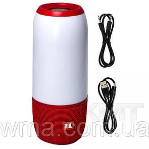 JBL Pulse 3 Bluetooth Speaker  — Red