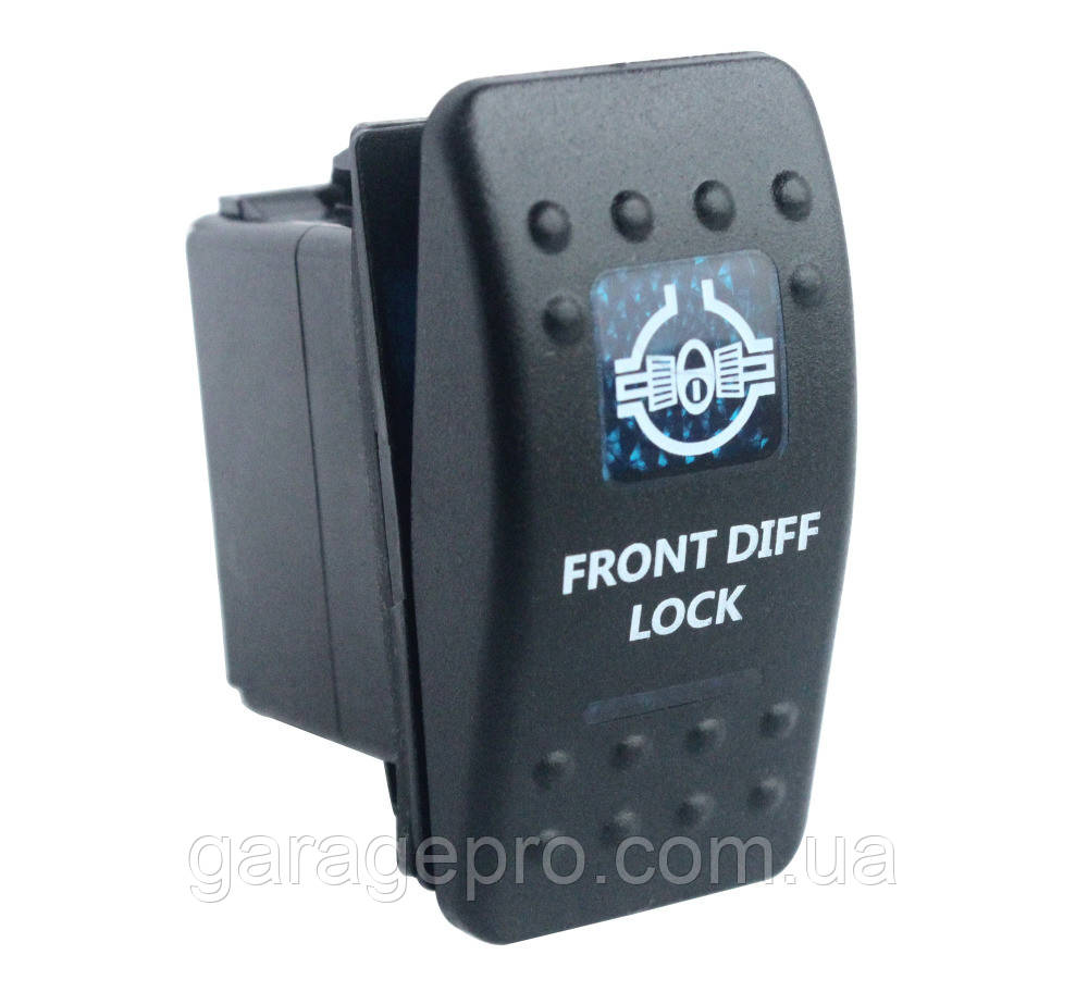 Тумблер Front Diff Lock (тип A)