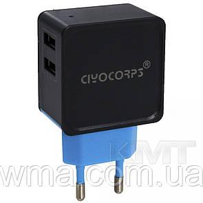 Сетевые зарядные устройства для телефонов и планшетов (Зарядное устройство к телефону) Ciyocorps ES-D28 Home