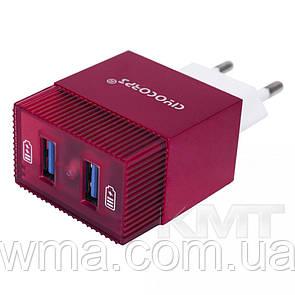 Сетевые зарядные устройства для телефонов и планшетов (Зарядное устройство к телефону) Ciyocorps ES-D21 Home