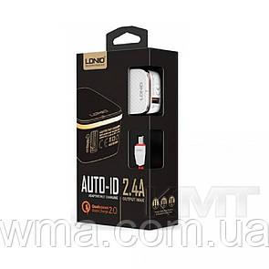 Сетевые зарядные устройства для телефонов и планшетов (Зарядное устройство к телефону) Ldnio DL-A1204Q Home