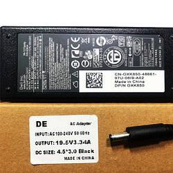 Блок питания для ноутбука DELL HA65NS5-00 LA65NS2-01 19,5 V 3.34A 4,5*3,0 мм 65 Вт
