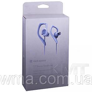 Rock space (RAU0532) Y7 Stereo earphone Hands Free With Mic