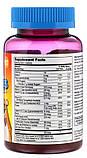 Мультивитамины для детей с витамином С, Zoo Friends Multi Gummies, Plus Extra C, 21st Century, 60 желейок, фото 2