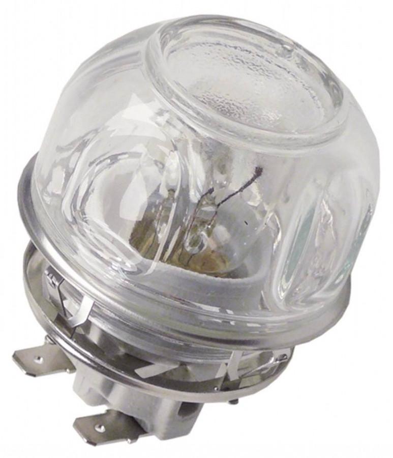Лампа комплект +300°C (230В / 15Вт) термостойкая для духового шкафа и печи