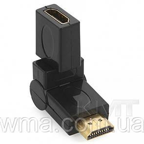 HDMI M/F Adapter 360