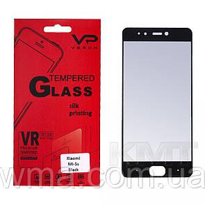 Защитное Стекло Full Cover Half Glue — Xiaomi Mi5S — Black
