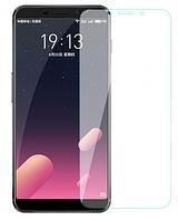 Гидрогелевая защитная пленка на Meizu M6s на весь экран прозрачная